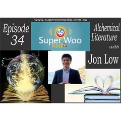 Super Woo Radio Episode 34: Alchemical Literature