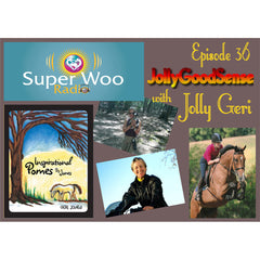 Super Woo Radio Episode 36: Jolly Good Sense
