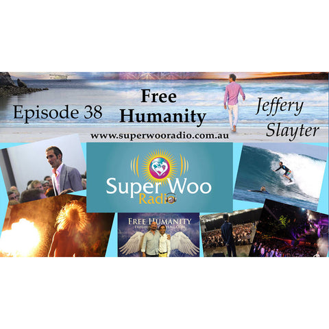Super Woo Radio Episode 38: Jeffrey Slater
