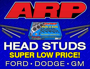 Arp products bolts and stud kits