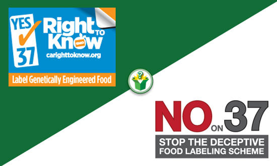 Prop 37 – Label Gmo Foods.  What's at Stake for You, California and Why You Should Learn More