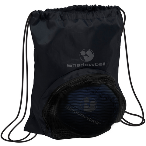 Shadowball Drawstring Bag