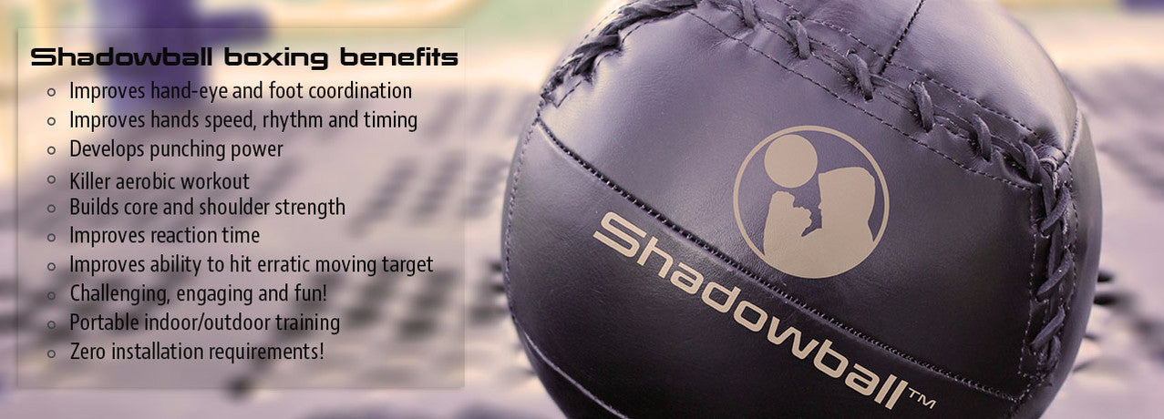 Shadowball boxing benefits