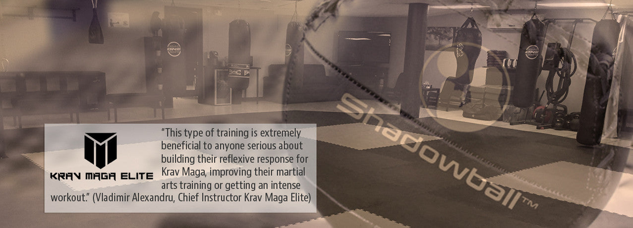 Shadowball article on Krav Maga