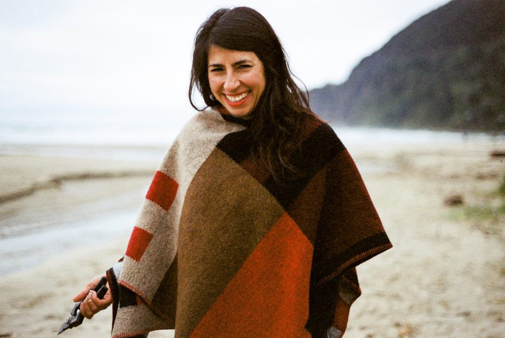 Pilar Zuniga, Owner of Gorgeous and Green on the Manzanita Coast