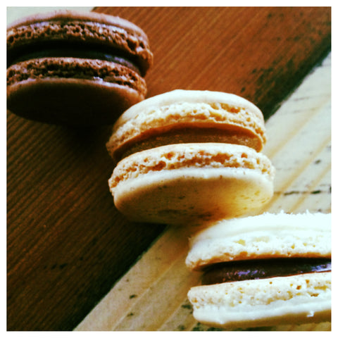 French Macarons by Le Dix Sept, for Valentines Day