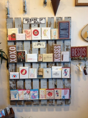 Valentines and Love Cards at Gorgeous and Green