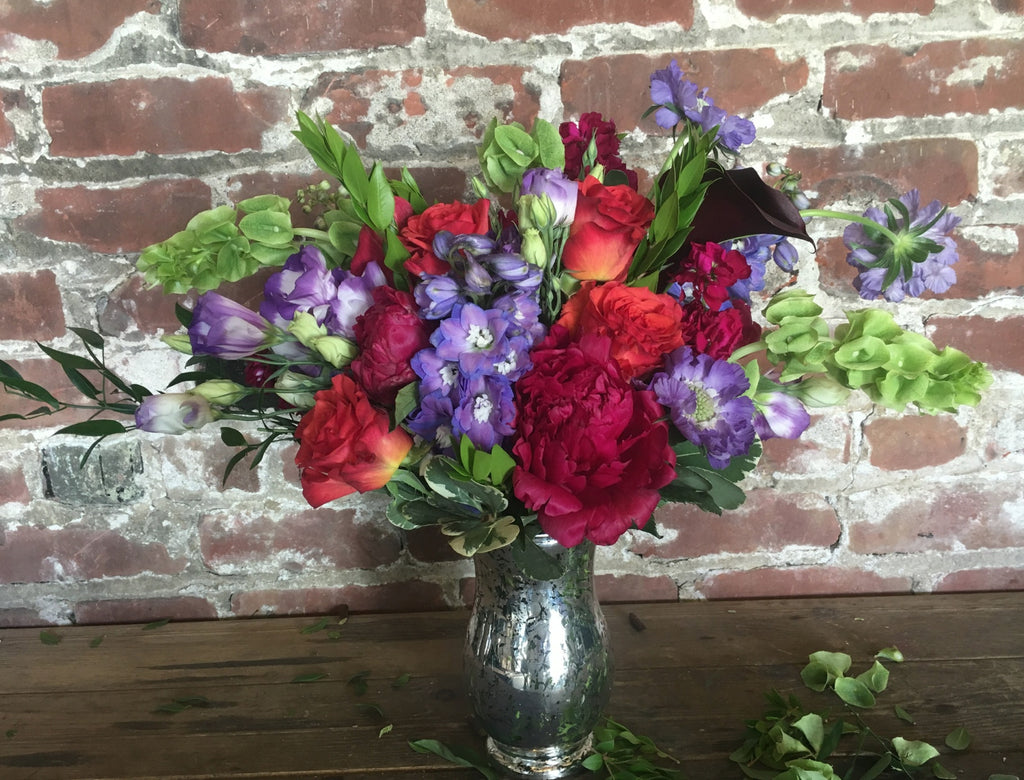 Flowers in vase next day delivery - Artificial Flowers In Vase Next Mostly Blooms Next Day Delivery Or Later Mon Fri