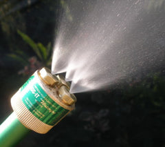 Fogg it Nozzles.  Instant fog !  Green for smoke like fog      As used and recommended by us at AON