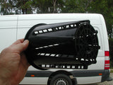 140mm  packwell antispiral webpots