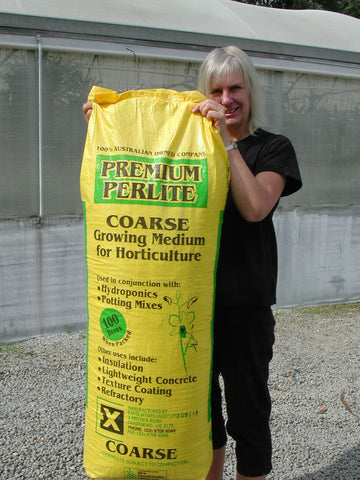 *PERLITE FOR SALE   COARSE GRADE GIANT 100 LITRE BAGS Ask for postal quote
