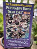 Cymbidium Persuasive Touch 'Dark Eyes' 100mm Pot