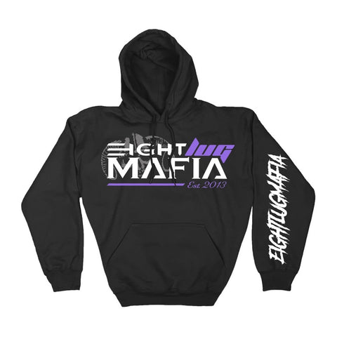 EightLugMafia Premium Hoodies & Tees (8 Colors)