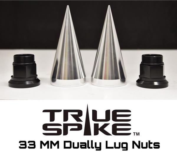 TrueSpike 33MM Dually Lug Nuts (40pc Set)