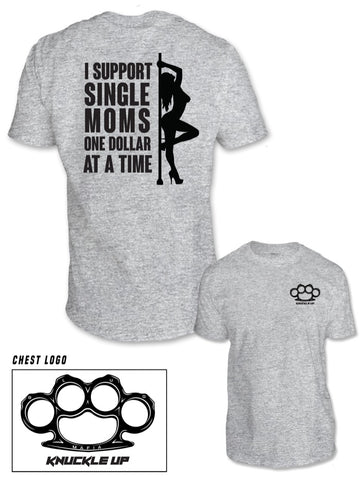 Support Single Moms T (9 Colors)