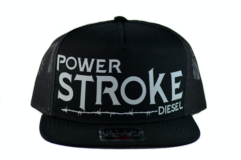 Diesel Trucker Hats (Powerstroke, Cummins, Duramax)
