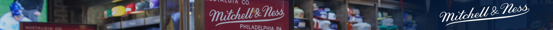 Mitchell & Ness header