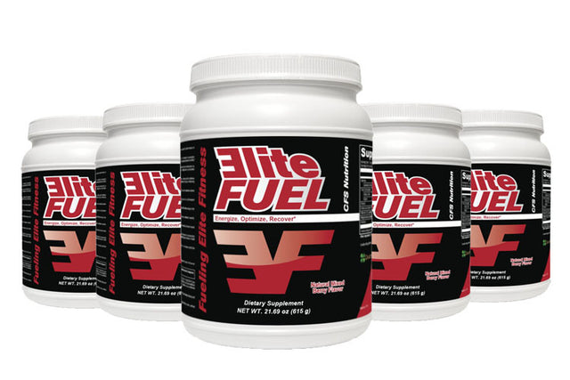 Elite Fuel - 5 qty.