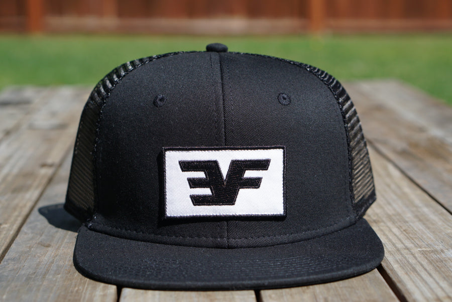 EF Patch Trucker Hat