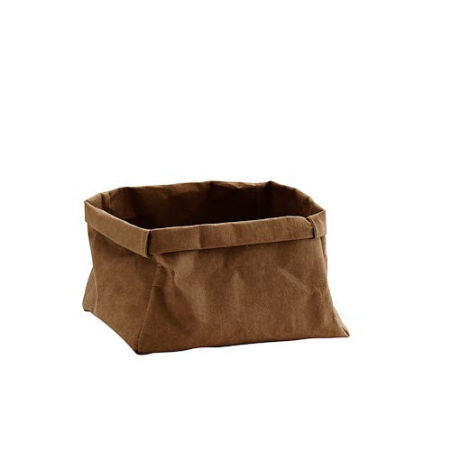 Madam Stoltz Paper box - Brown