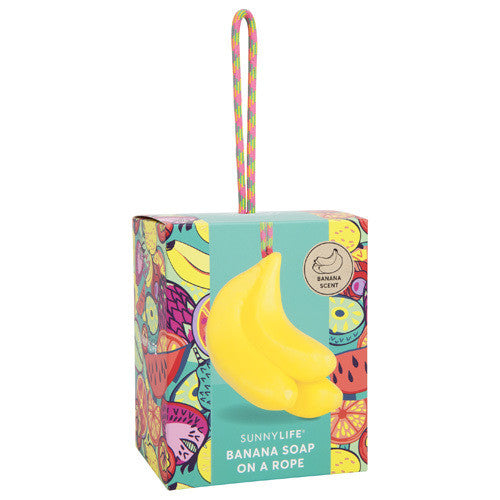 Sunnylife Soap On A Rope - Banana