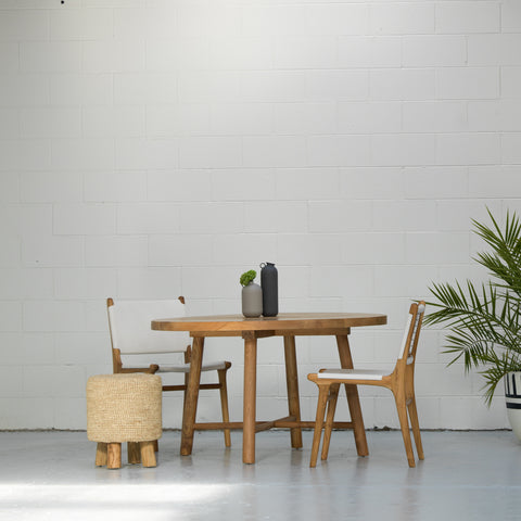 Edt & Co Wanaka Circle Dining Table