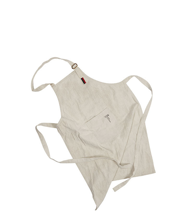 Pony Rider Crafters Apron Natural