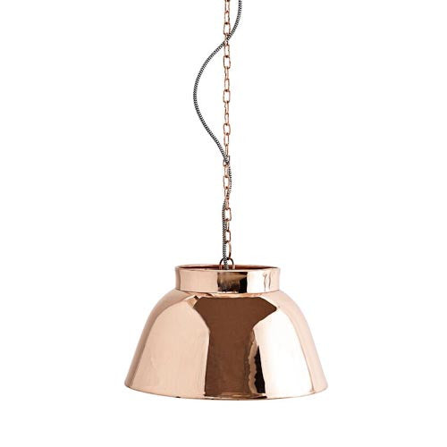 Hanging Light - Copper