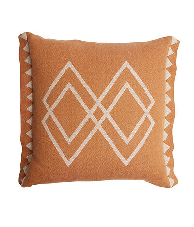 Pony Rider Dawn Ranger Tan/Oats Sq Cushion Cover