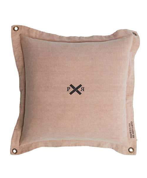 Pony Rider Highlander Cushion Cover - Dusty Pink