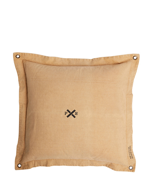 Pony Rider Highlander Cushion Cover - Nutmeg