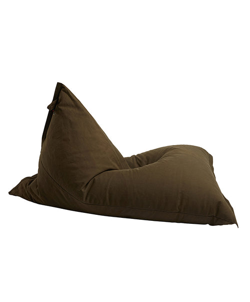 Pony Rider Camp Out Bean Bag- Khaki