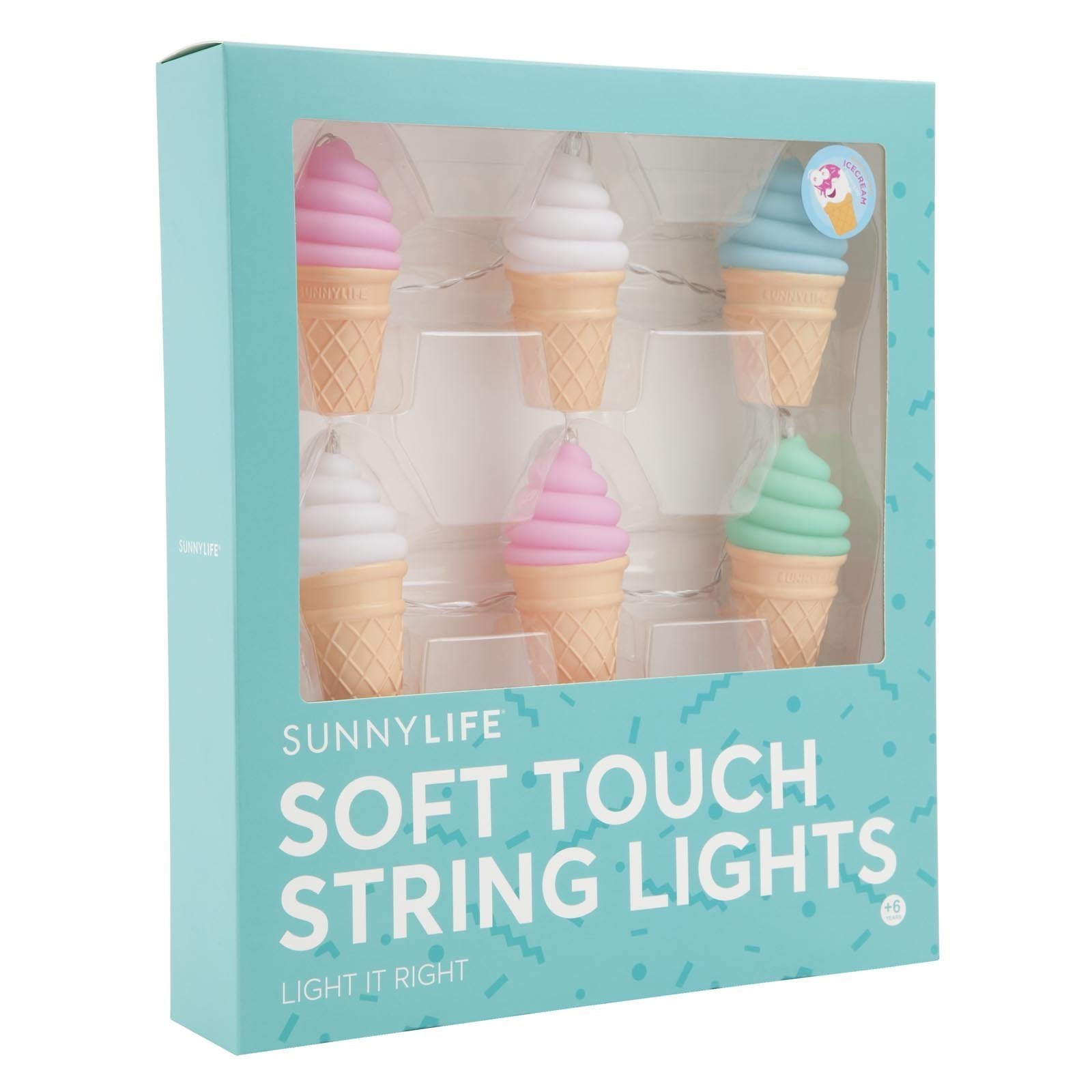 Sunnylife Ice Cream Touch Light