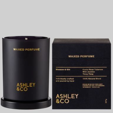 Ashley & Co Waxed Perfume - Blossom & Gilt
