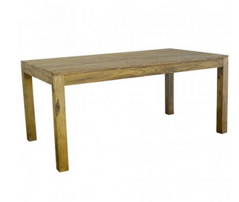 Loft Collection Dining Table 130cm - Natural