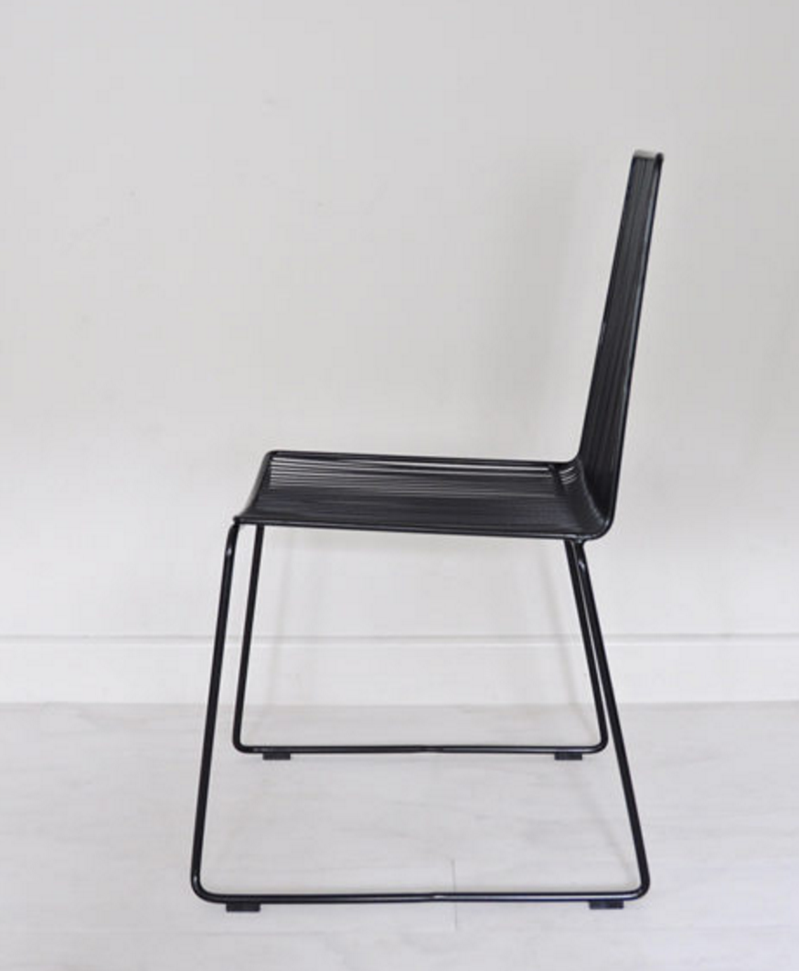 Ico Traders Devonport Chair - Black