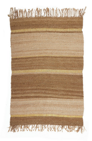 Langdon  Jute Rug Gold Thread - 2M x 3M