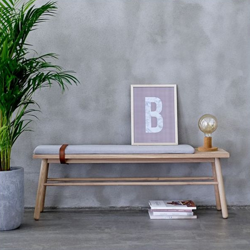 Bloomingville Bench Seat
