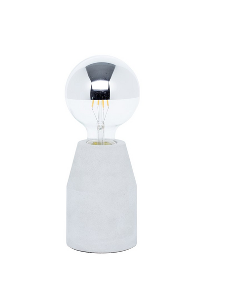 Milk & Sugar Scout Concrete Lamp Medium