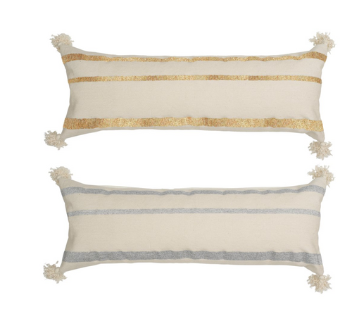 Langdon Gigi Bolster Cushion Gold - 95 x 35