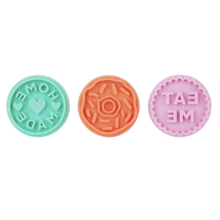 Sunnylife Cookie Stamps - Sweet Tooth