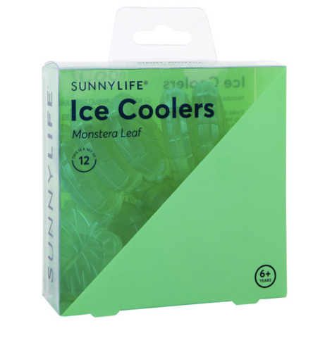 Sunnylife Cooler - Monstera Leaf