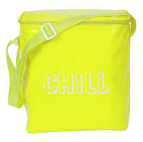 Sunnylife Cooler Bag - Neon Yellow