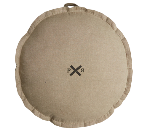Pony Rider Highlander Roundie Cushion Cover- Olive