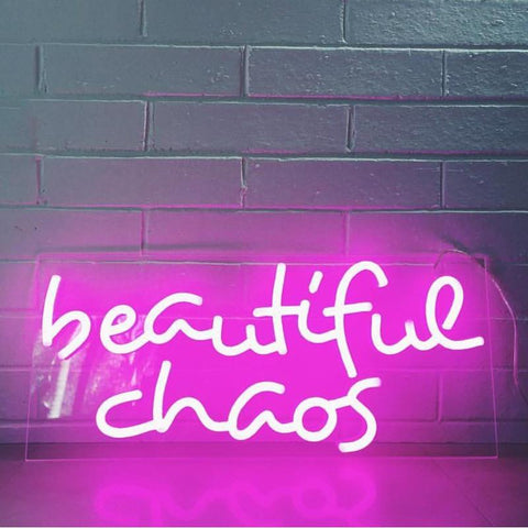 What She Said - Beautiful Chaos