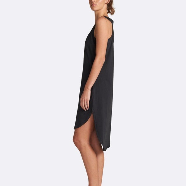 jac + mooki Polly Dress - Jet
