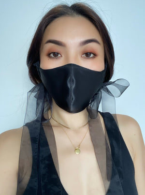 Open image in slideshow, Bae Satin Mask