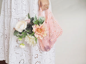 Open image in slideshow, 'Daisy About You' Tulle bag
