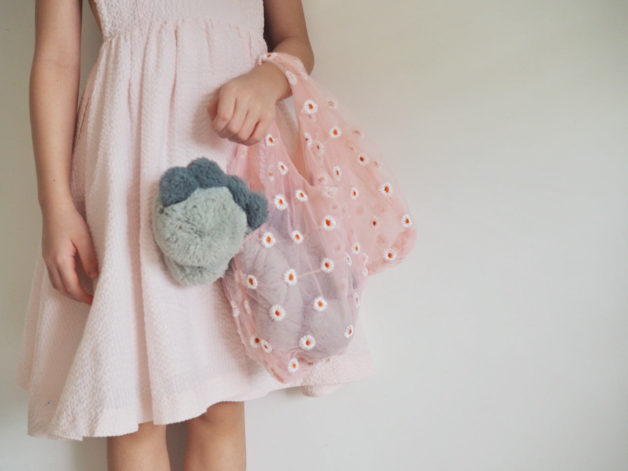 'Daisy About You' Tulle bag