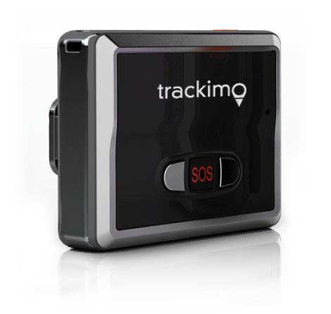 Trackimo - TRKM002, Global Tracking Device, GPS+GSM. SOS, Speed, History. 12 Months FREE Global Services